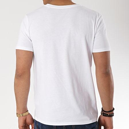 Sofiane - Tee Shirt Affranchis Music Blanc