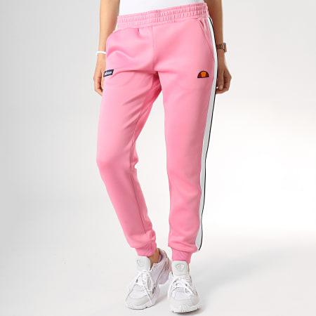 Ellesse - Pantalon Jogging Femme Nervet SGA06653 Rose ...