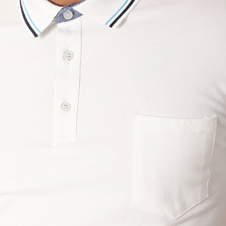 MTX - Polo Manches Courtes F1038 Blanc