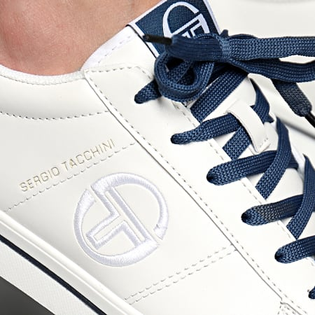 Sergio Tacchini - Baskets Now Low STM918612 White Jeans