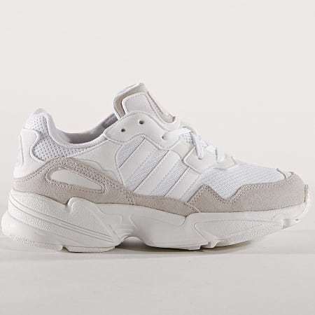 adidas Baskets Femme Yung 96 G54788 Footwear White Grey
