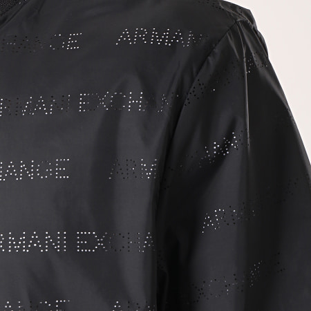 Armani Exchange - Coupe-Vent 3GZB38-ZNE9 Noir