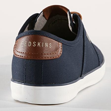 Redskins - Baskets Nakat XK241AB Bleu Marine