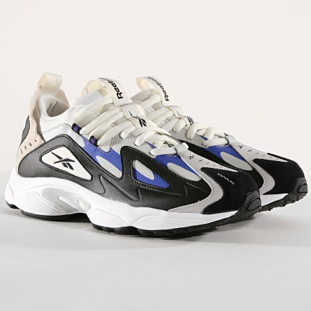 Reebok Baskets DMX Series 1200 Leather DV7542 Chalk Black