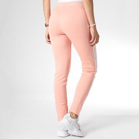 adidas jogging orange femme