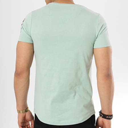 Classic Series - Tee Shirt Oversize 809 Vert