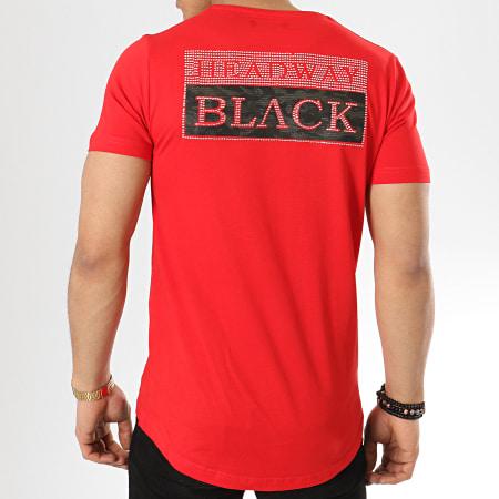 Classic Series - Tee Shirt Oversize 140 Rouge