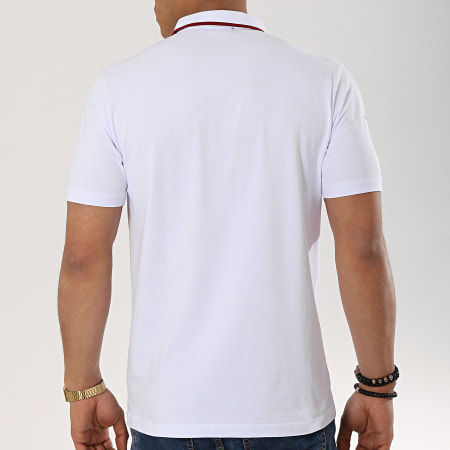 Classic Series - Polo Manches Courtes 6588 Blanc