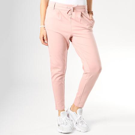 Only - Pantalon Femme Pop Trash Easy Rose