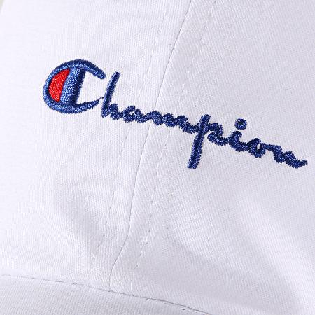 Champion - Casquette 804549 Blanc