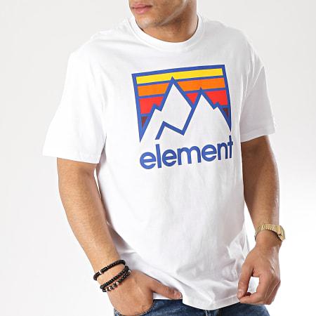 Element - Tee Shirt Link Blanc - LaBoutiqueOfficielle.