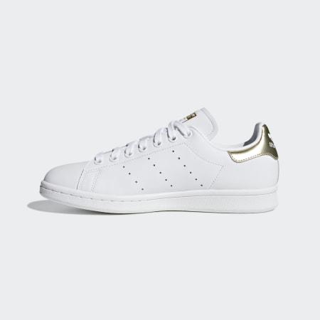 adidas Baskets Stan Smith EE8836 Footwear White Gold