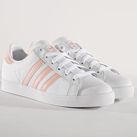adidas - Baskets Femme Coast Star EE8910 Footwear White ...