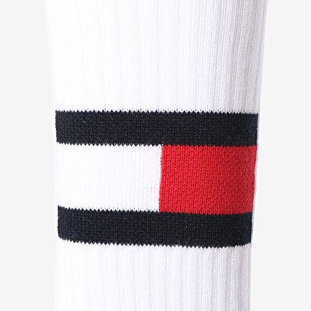 Tommy Hilfiger Jeans - Paire De Chaussettes 481985001 Blanc