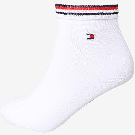 Tommy Hilfiger Jeans - Lot De 2 Paires De Chaussettes 342025001 Blanc