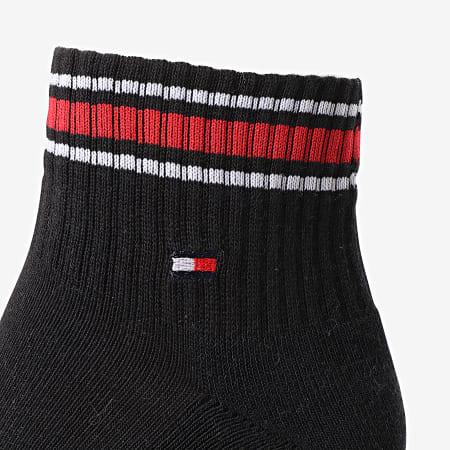 Tommy Hilfiger Jeans - Lot De 2 Paires De Chaussettes 372021001 Noir