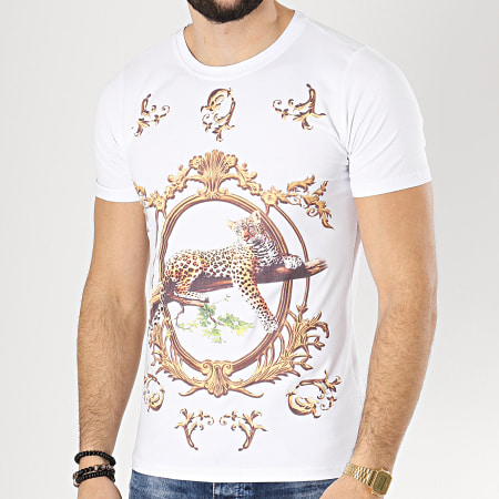 Berry Denim - Tee Shirt 114 Blanc Renaissance