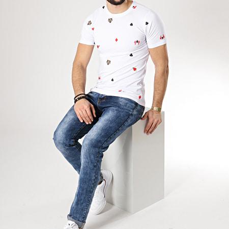 Berry Denim - Tee Shirt 112 Blanc