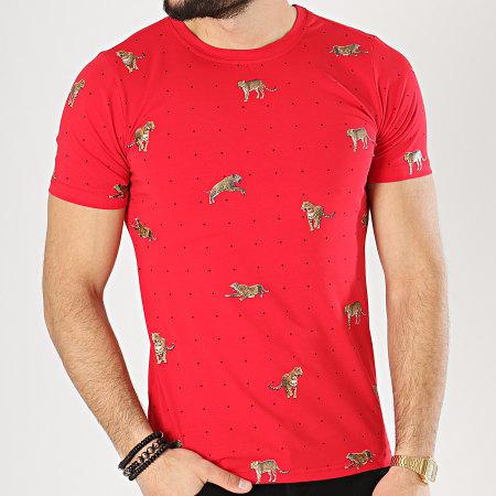 Berry Denim - Tee Shirt 117 Rouge