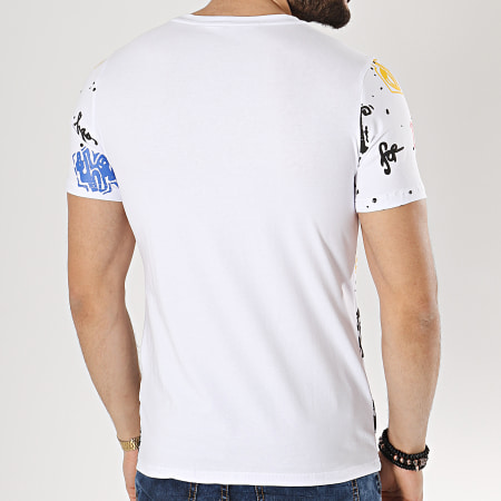 Berry Denim - Tee Shirt 119 Blanc