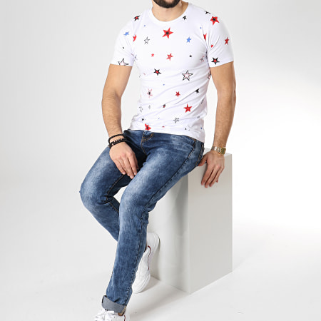 Berry Denim - Tee Shirt 125 Blanc