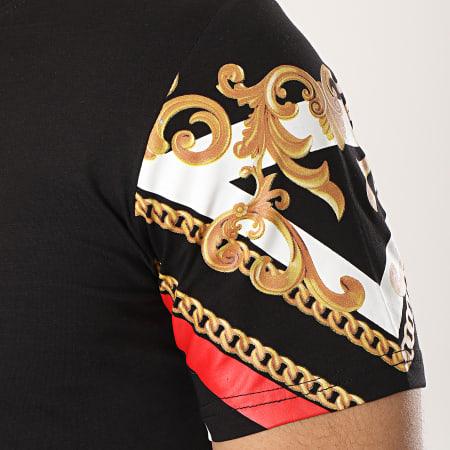 Berry Denim - Tee Shirt 113 Noir Renaissance