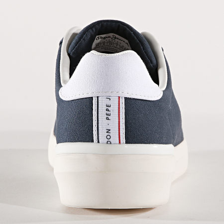 Pepe Jeans - Baskets Roland Basic PMS30522 Navy