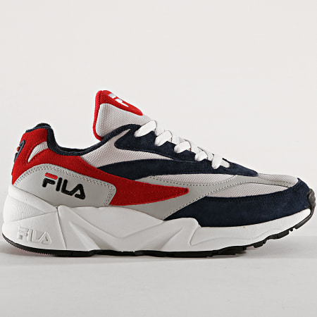 Fila - Baskets V94M Low 1010572 20Z Navy Gray Violet Rhubarb