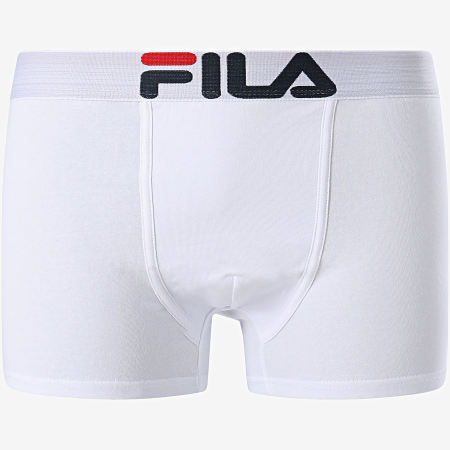 Fila - Boxer FU5042 Blanc