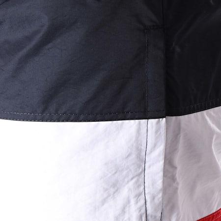 LBO - Maillot De Bain Tricolore 684 Bleu Blanc Rouge