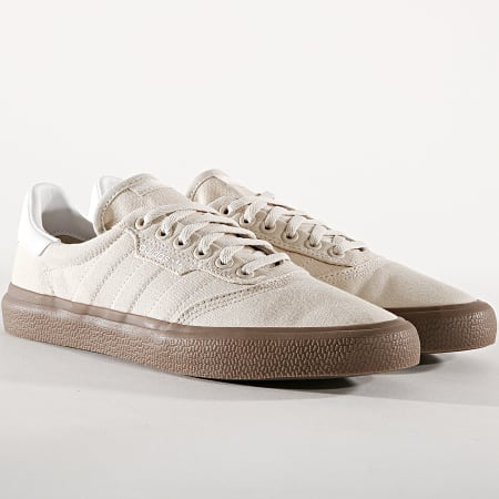 adidas - Baskets 3 MC G54655 Core Brown Footwear White Gum 5