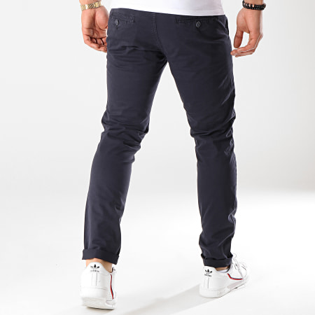 Classic Series - Pantalon Chino OB5801 Bleu Marine