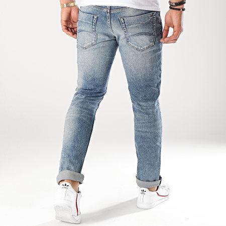 Tommy Hilfiger Jeans - Jean Slim Scanton 5819 Bleu Denim