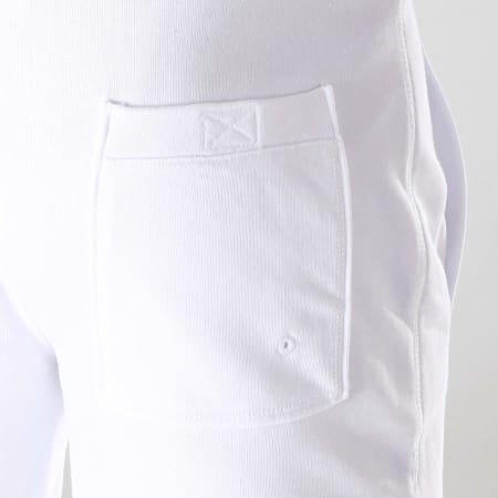 Ellesse - Short Jogging Molleton 1033N Blanc