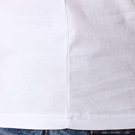 Sofiane - Tee Shirt Affranchis Music Tricolore Bleu Marine Blanc Rouge