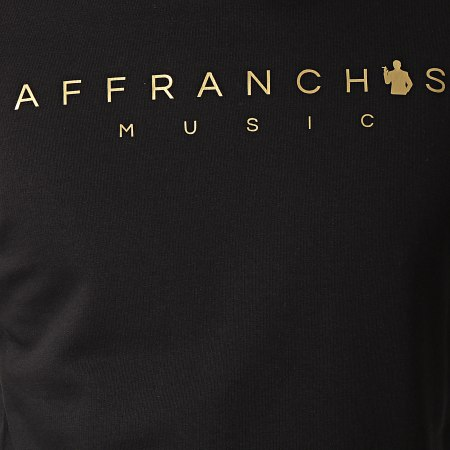 Sofiane - Sweat Affranchis Music Noir Or