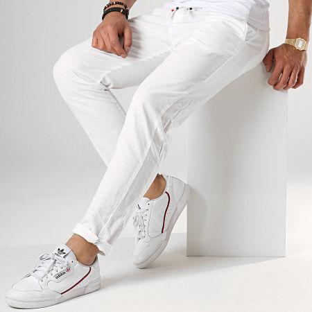 MTX - Pantalon Chino 2036 Blanc