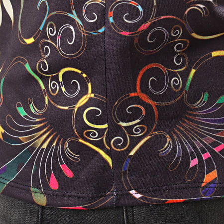 MTX - Tee Shirt ZT5011 Noir