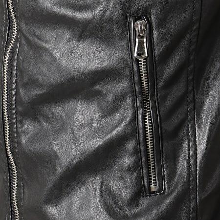 MTX - Veste Zippée YT9355 Noir