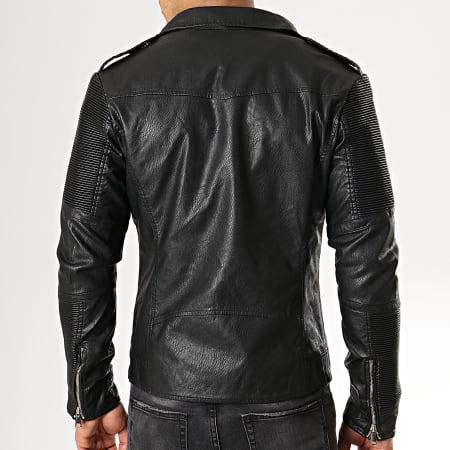 MTX - Veste Biker 88901 Noir
