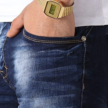 MTX - Short Jean 127 Bleu Denim
