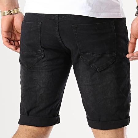 Classic Series - Short Jean TH37386 Noir