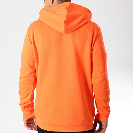adidas - Sweat Capuche Trefoil DZ4573 Orange