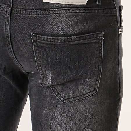 Classic Series - Short Slim 1101 Noir
