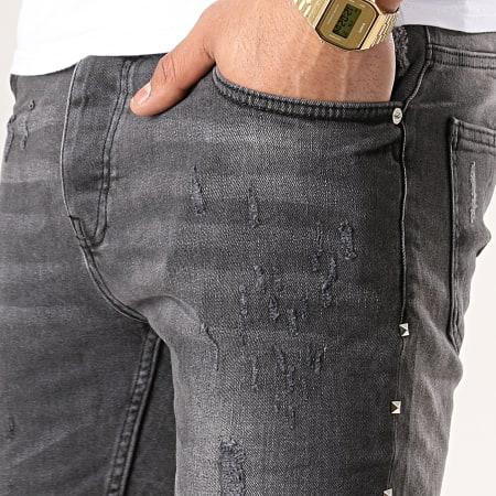 Classic Series - Short Slim 1100 Gris