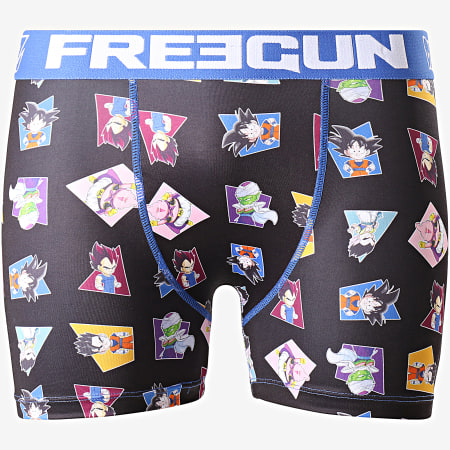 Freegun - Boxer Dragon Ball Z Chi Noir