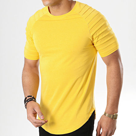 LBO - Tee Shirt Oversize 705 Jaune
