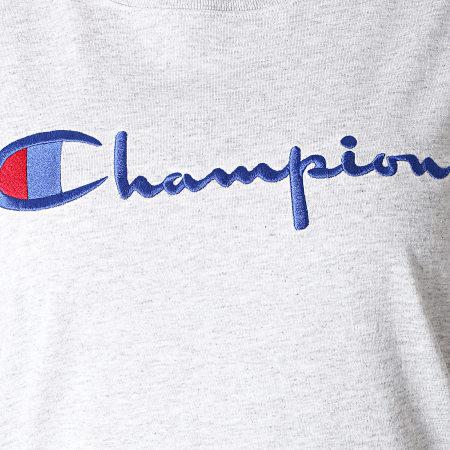 Champion - Robe Femme 111653 Gris Chiné