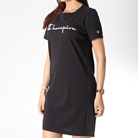 Champion - Robe Femme 111653 Noir