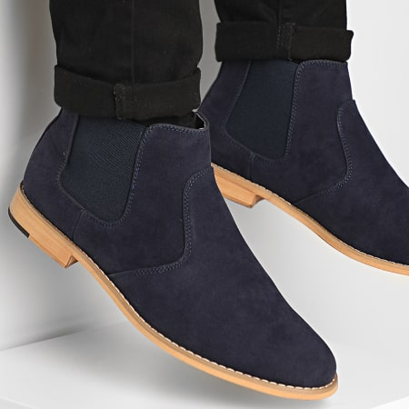 Classic Series - Chelsea Boots UB2478 Navy
